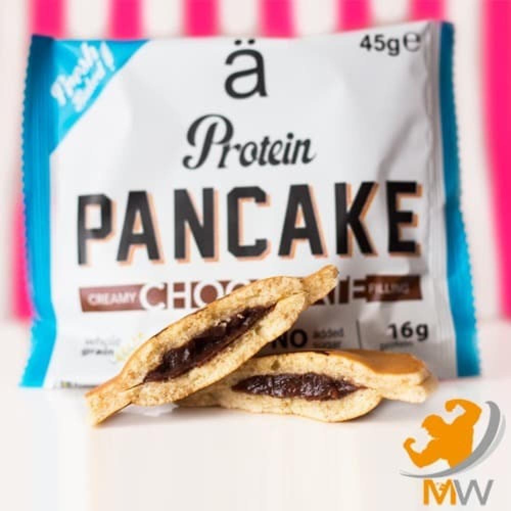 نانو بانكيك بالبروتين شوكولاته NANO Pancake