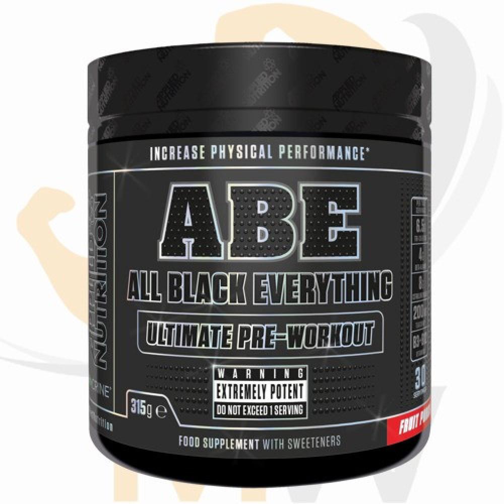 عالم العضلات muscles world مكملات غذائية طاقة و ضخ الدم abe all black