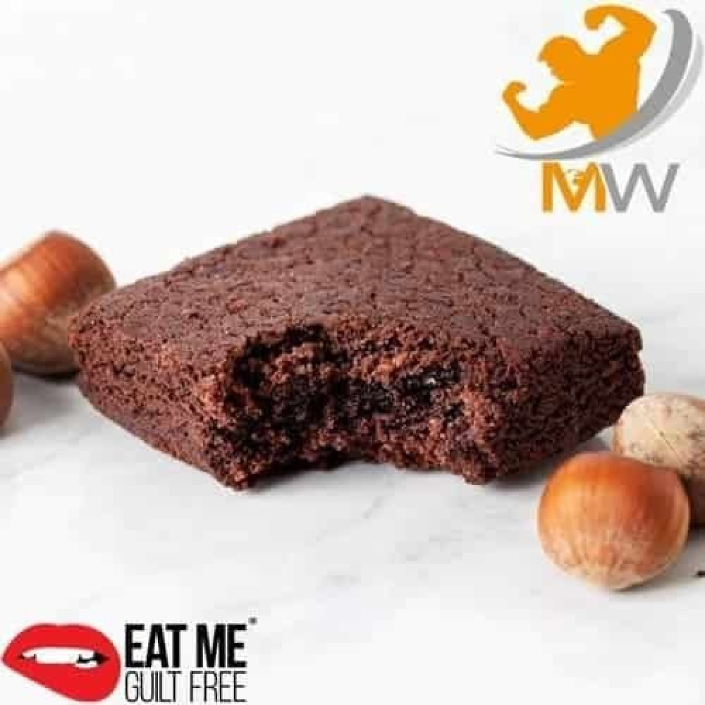براوني ايت مي شوكولاته بالبندق Eat me