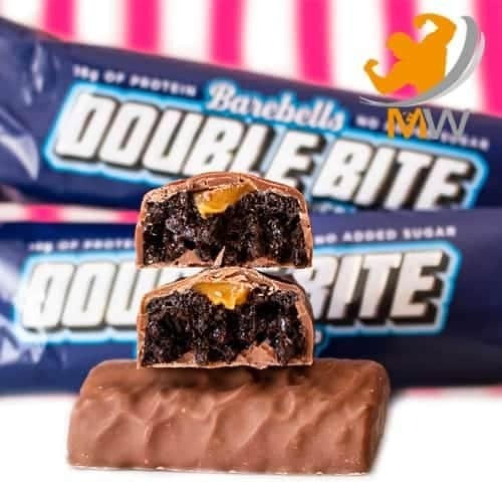باربلز بروتين بار دبل بايتس شوكولاتة