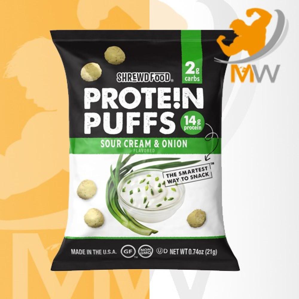 عالم العضلات مكملات غذائية شيبس بوب كورن شرود فود بروتين بف قليل النشو