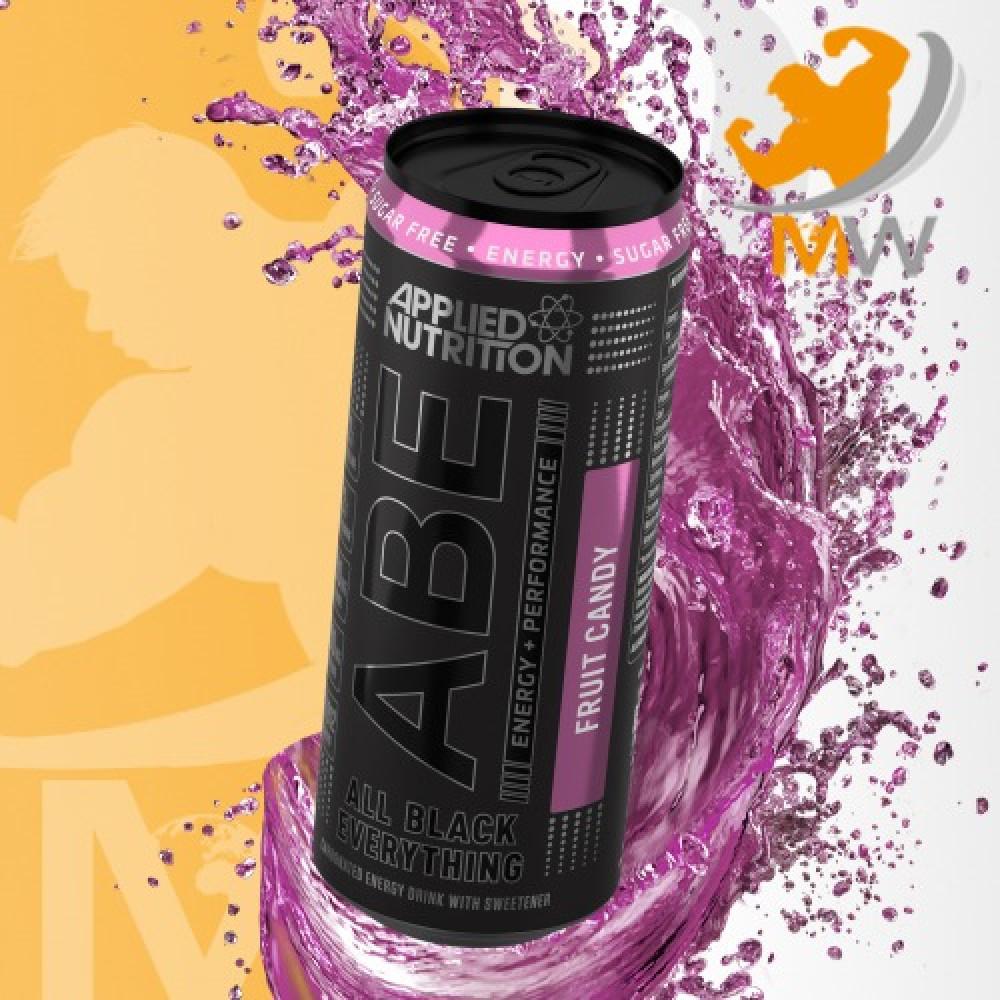 عالم العضلات مكملات غذائية بروتين مشروب ابلايد مشروب الطاقة فواكة 330