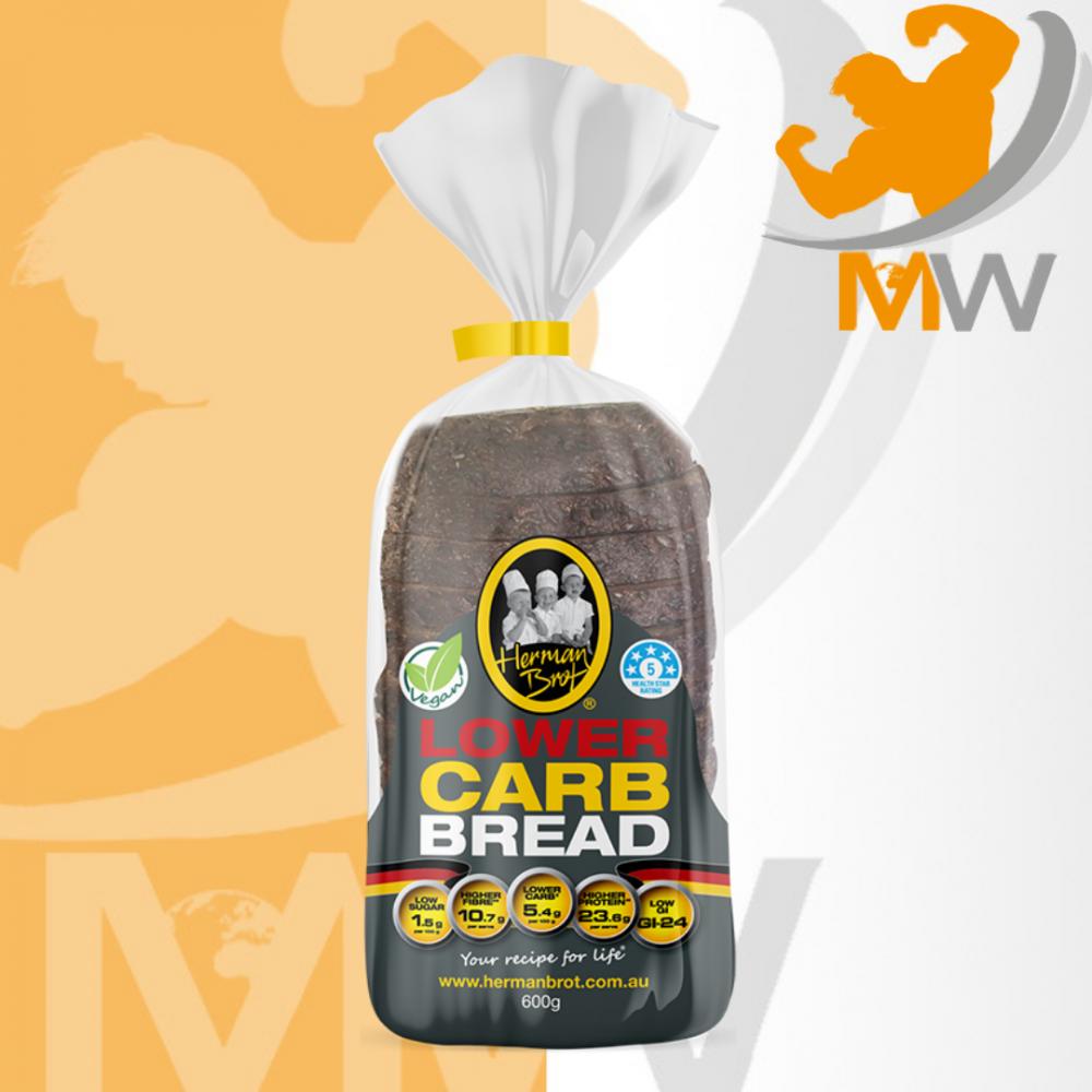 عالم العضلات مكملات غذائية مخبوزات خبز البروتين شرائح قليل الكاربوهيدر