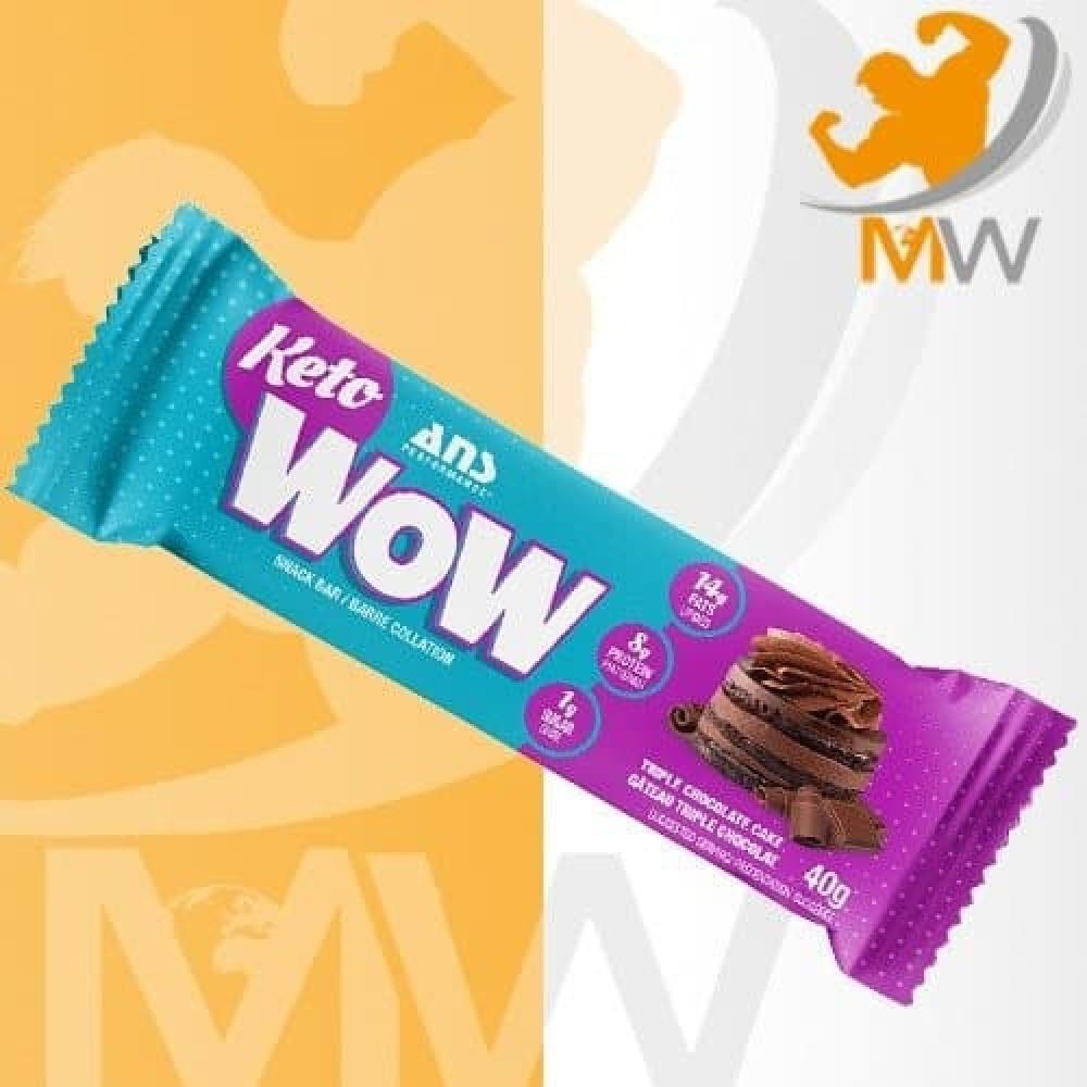 أي أن أس كيتو بروتين بار شوكولاته ANS Keto