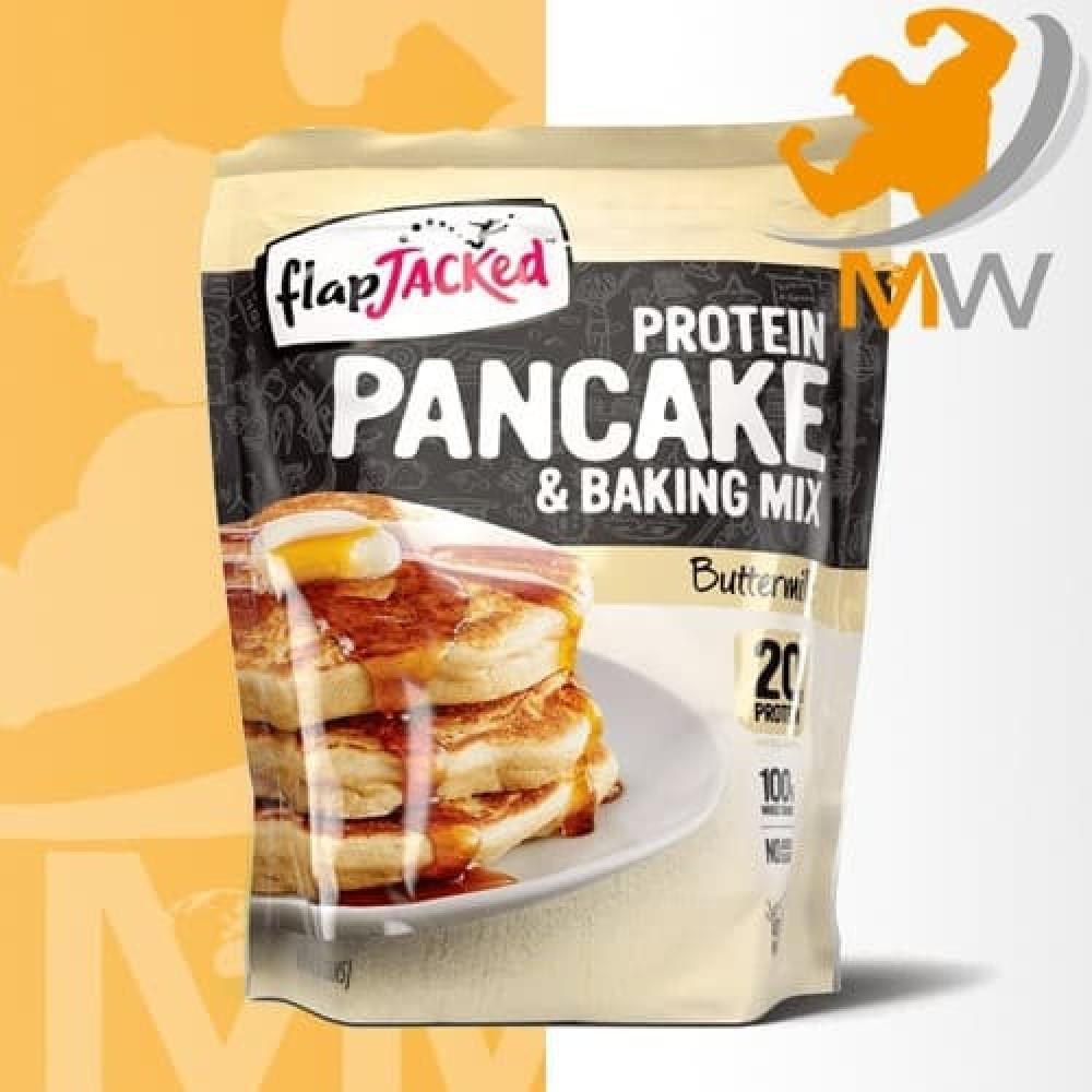 مكمل غذائي فلاب جاك خليط البانكيك 340 غرام FlapJacked Pancake Protein