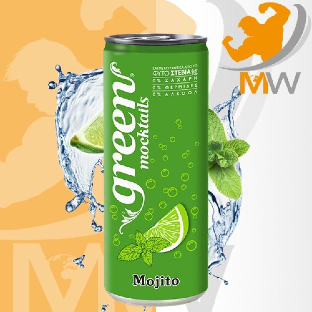 جرين كولا موهيتو Green Cola