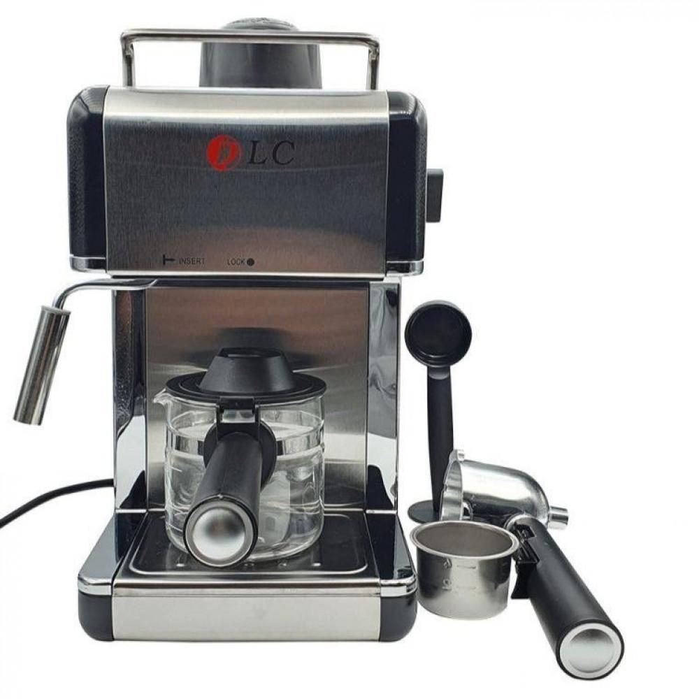 افضل الة قهوة - ماكينة تحضير القهوة الاسبريسو و الكابتشينو DLC-CM7308