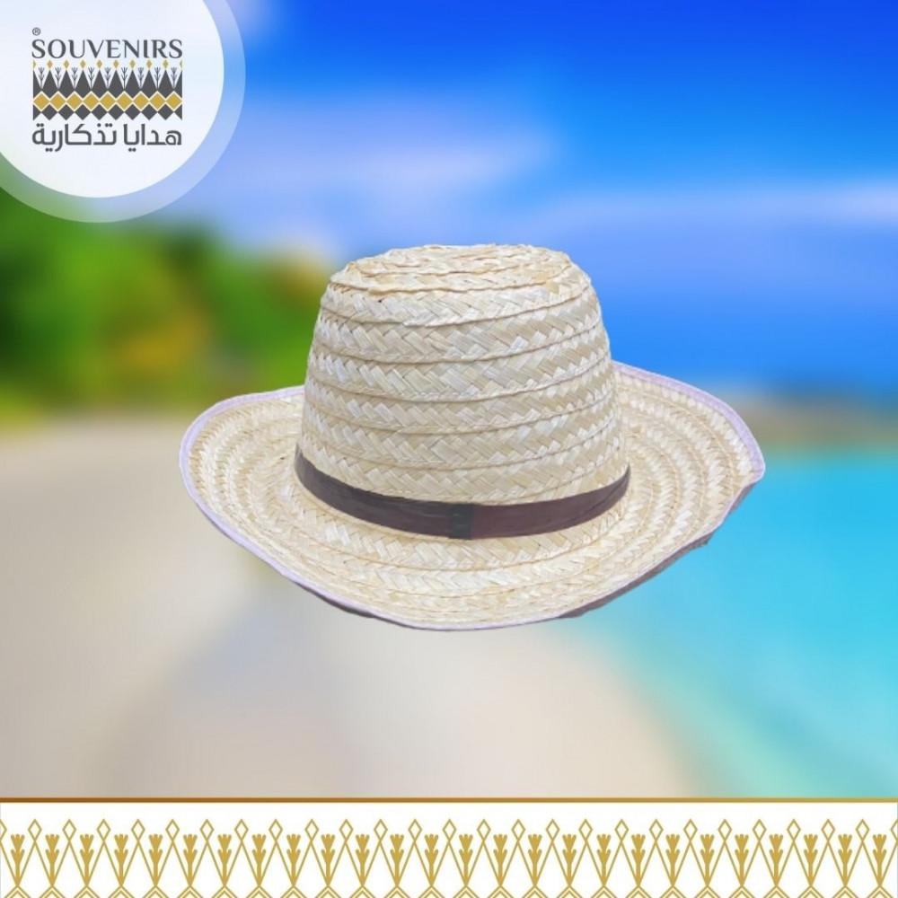 قبعة خوص