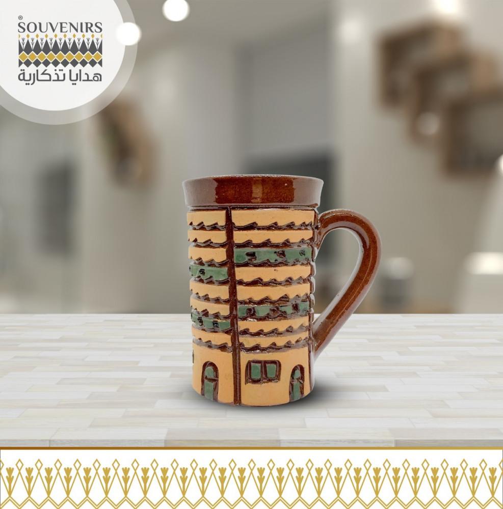 كوب قهوة القصبة