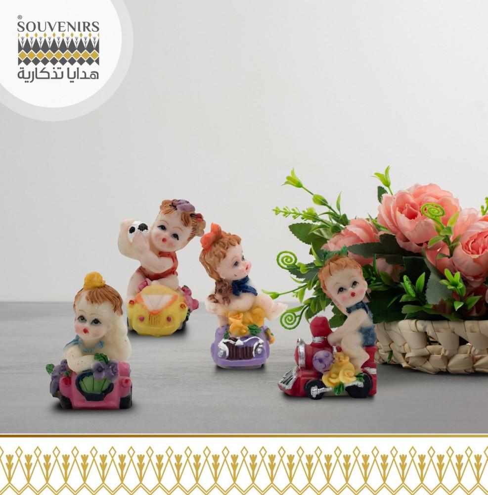 تحفة مجسم  اطفال