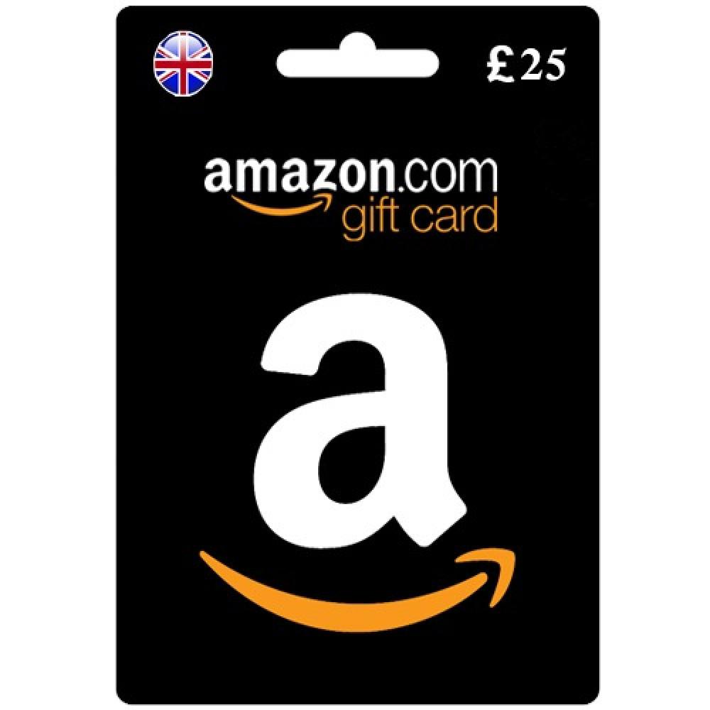 بطاقة امازون بريطاني