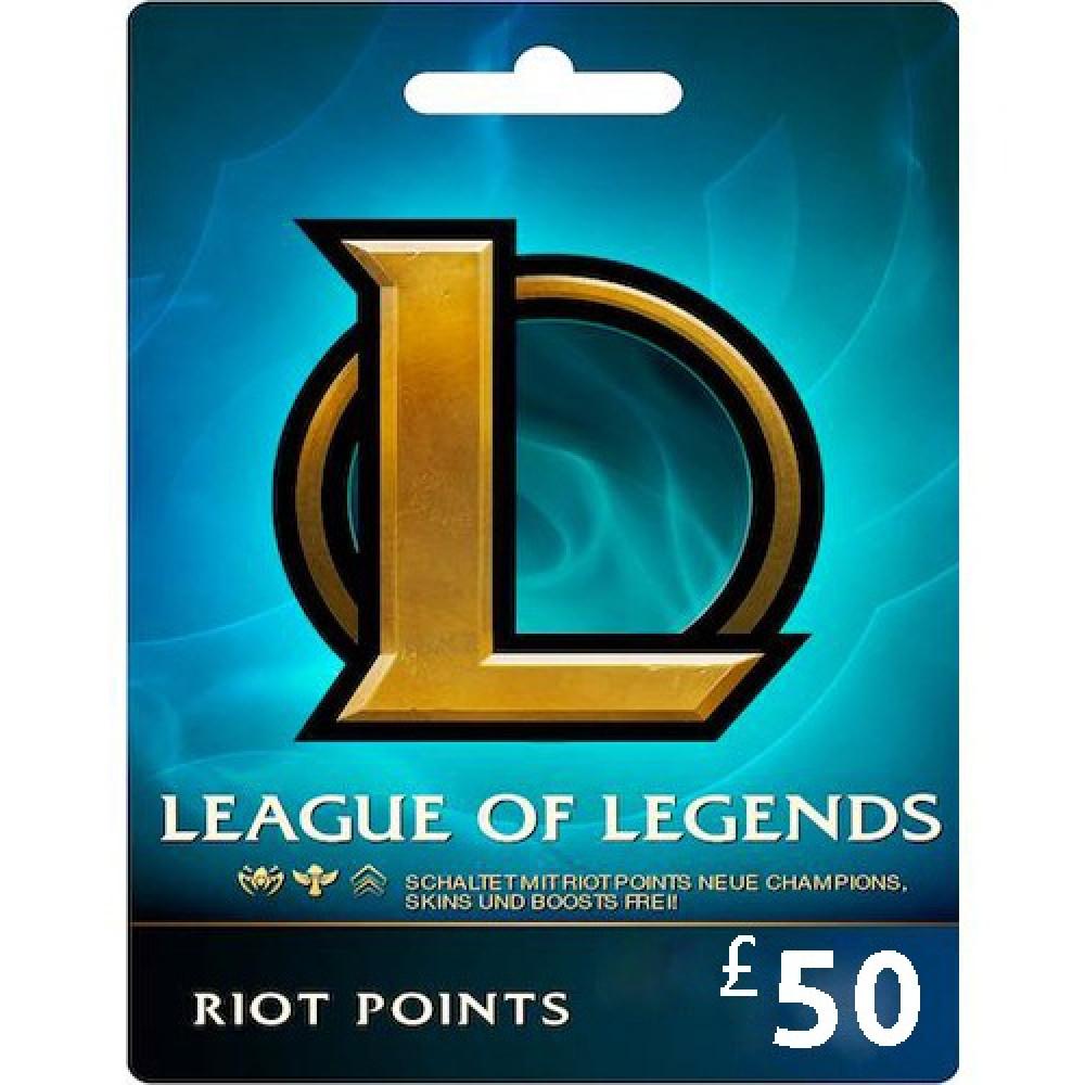 نقاط league of legends بطاقات مسبقة الدفع