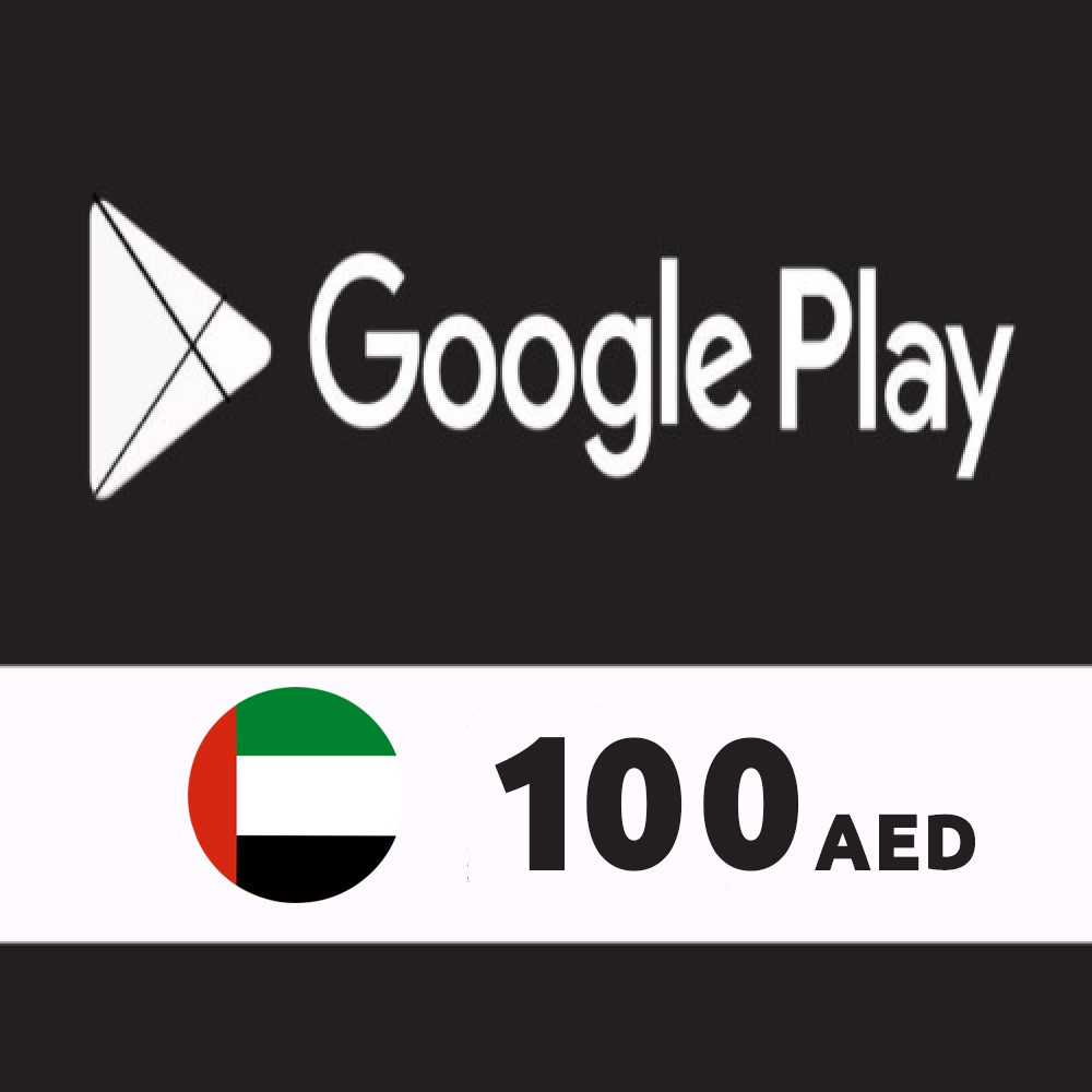100 درهم جوجل بلاي