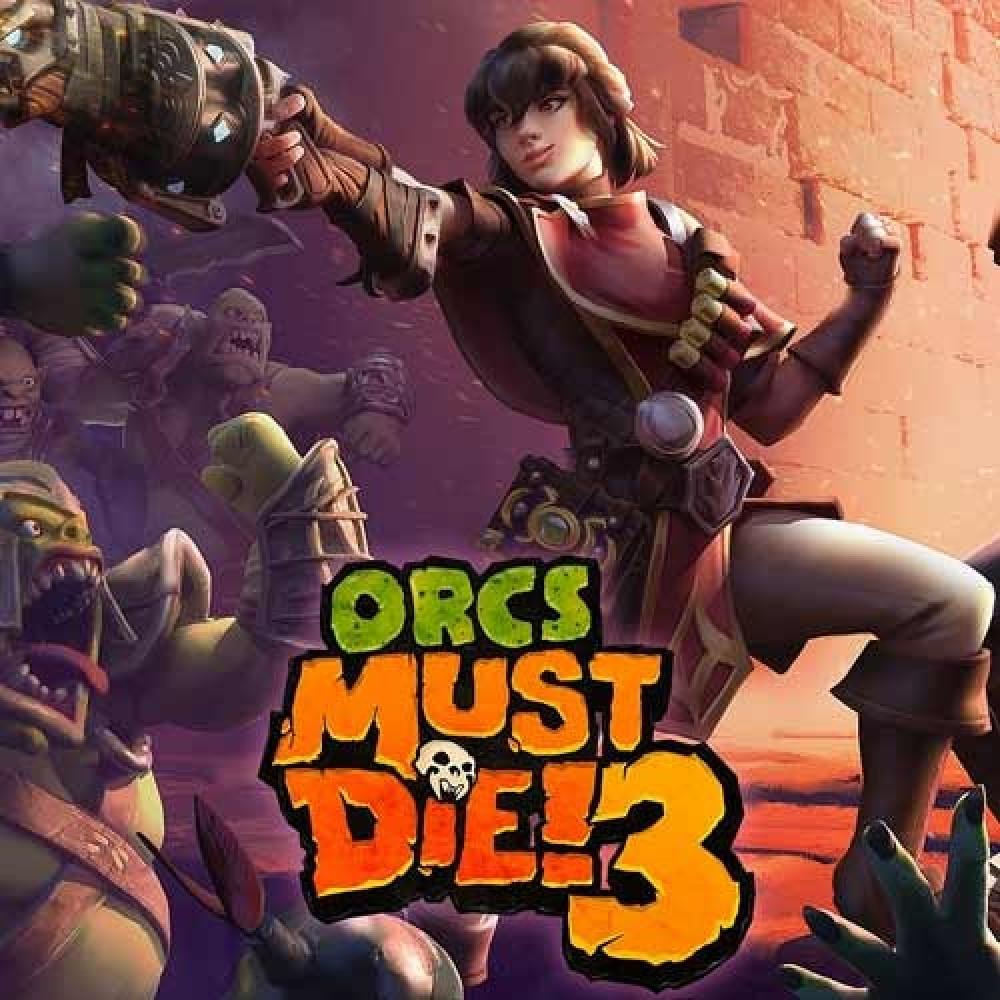 لعبة Orcs Must Die 3