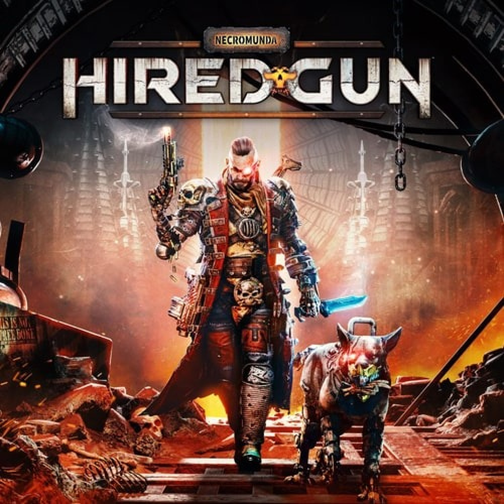 لعبة NECROMUNDA HIRED GUN للكمبيوتر
