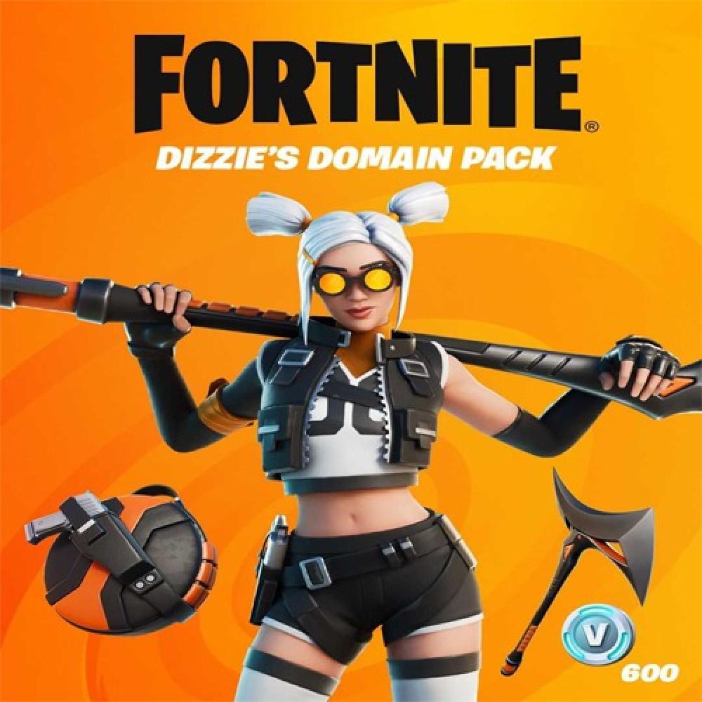 فورت نايت حزمة Dizzies Domain Pack