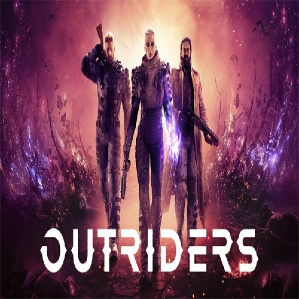 لعبة outriders