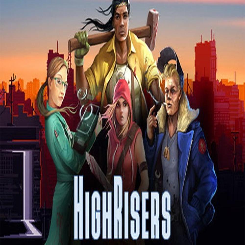لعبة HIGHRISERS للكمبيوتر