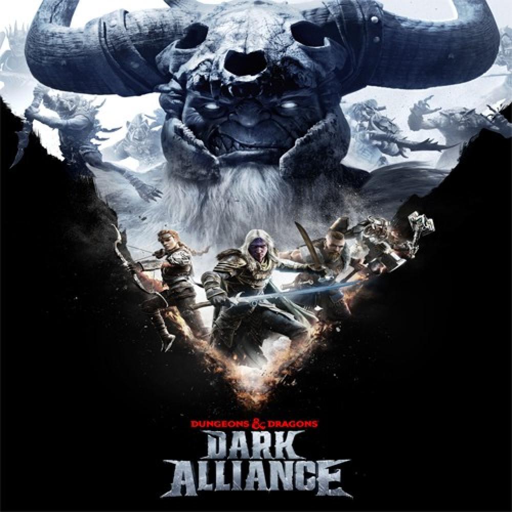 لعبة Dungeons and Dragons Dark Alliance على الكمبيوتر