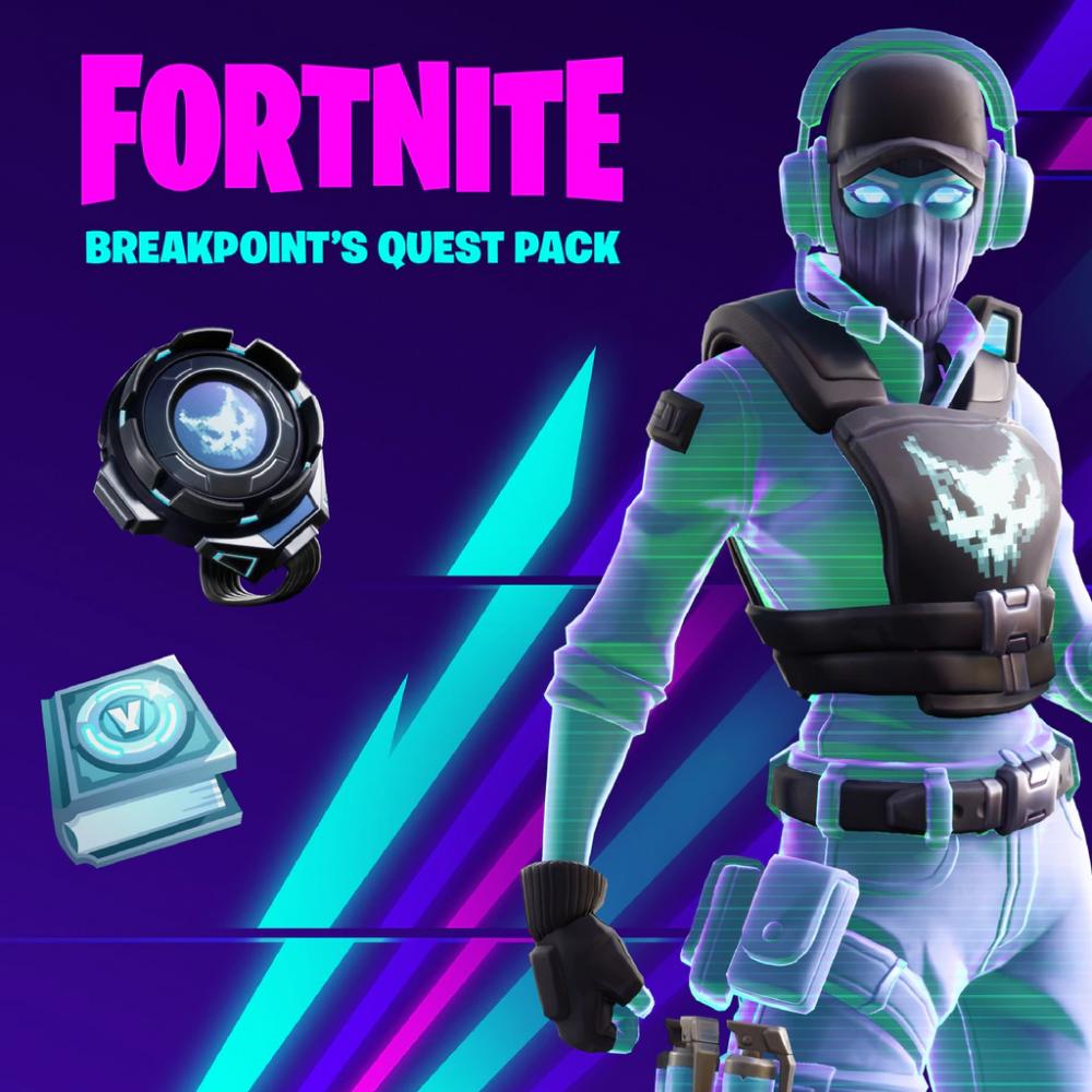 فورت حزمة Breakpoints Quest Pack