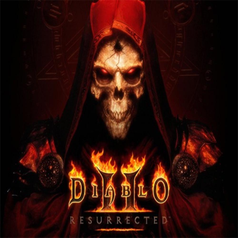 لعبة DIABLO 2 RESURRECTED