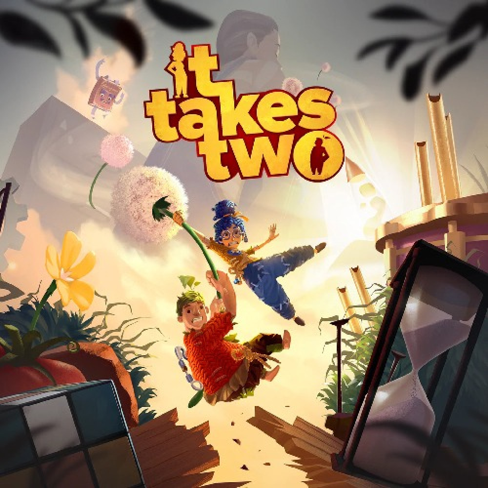 لعبة it takes two