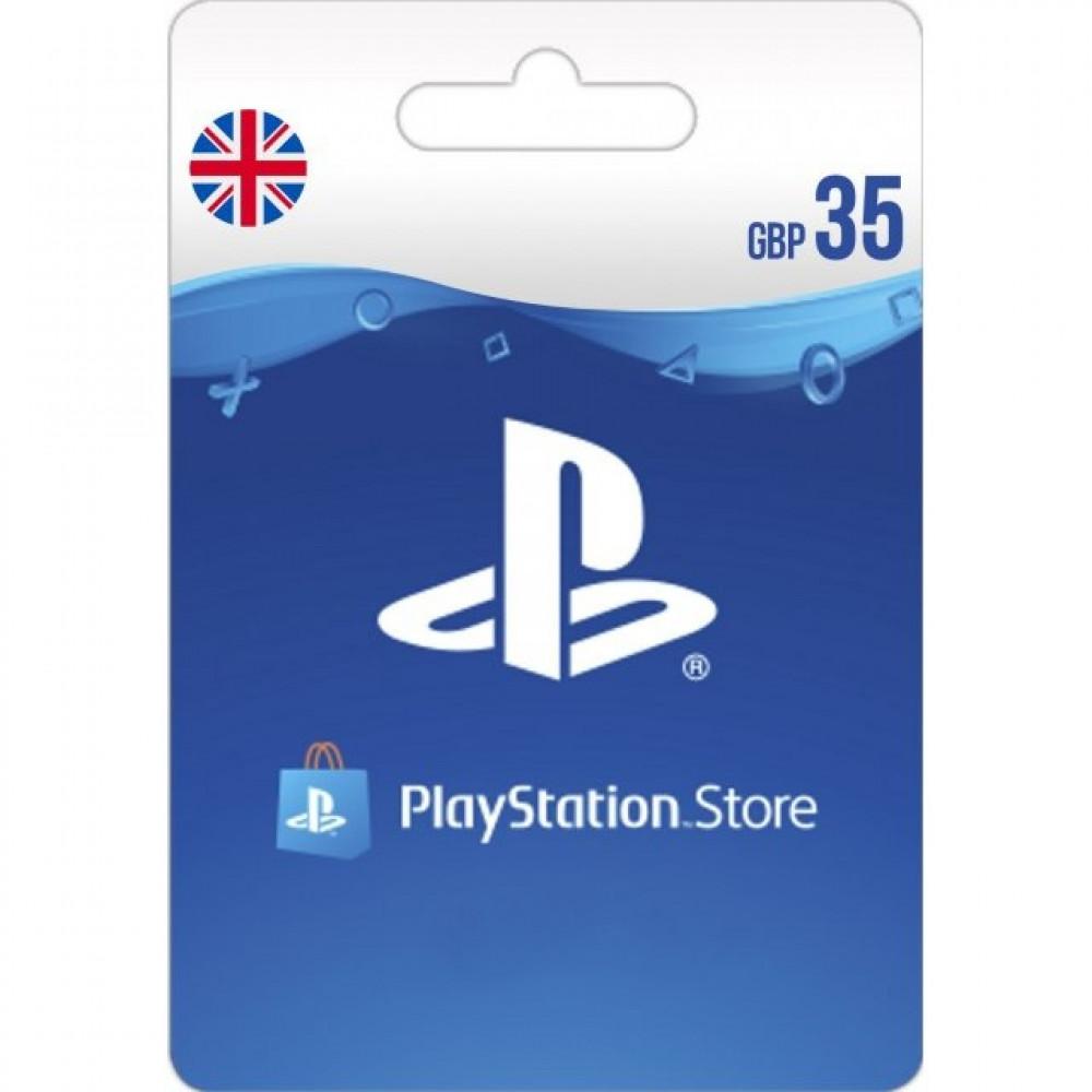 ستور Playstation بريطاني