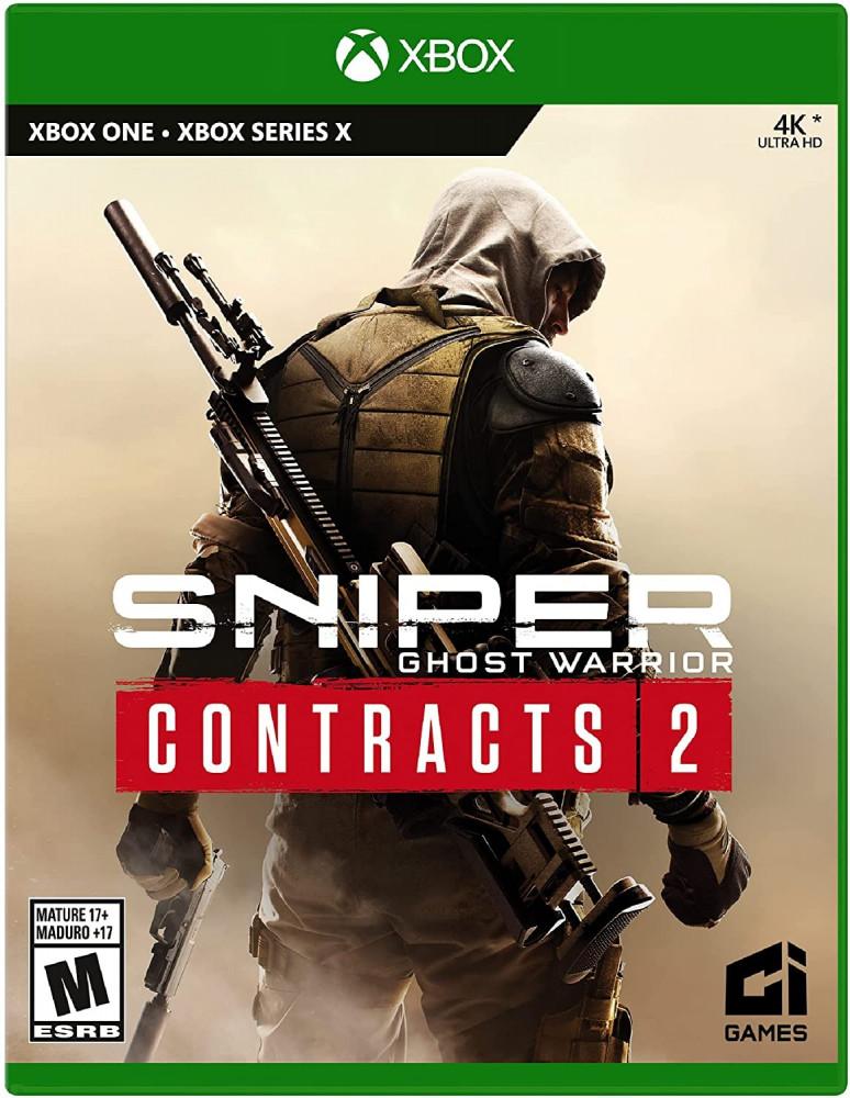 لعبة Sniper Ghost Warrior Contracts 2 للكس بوكس