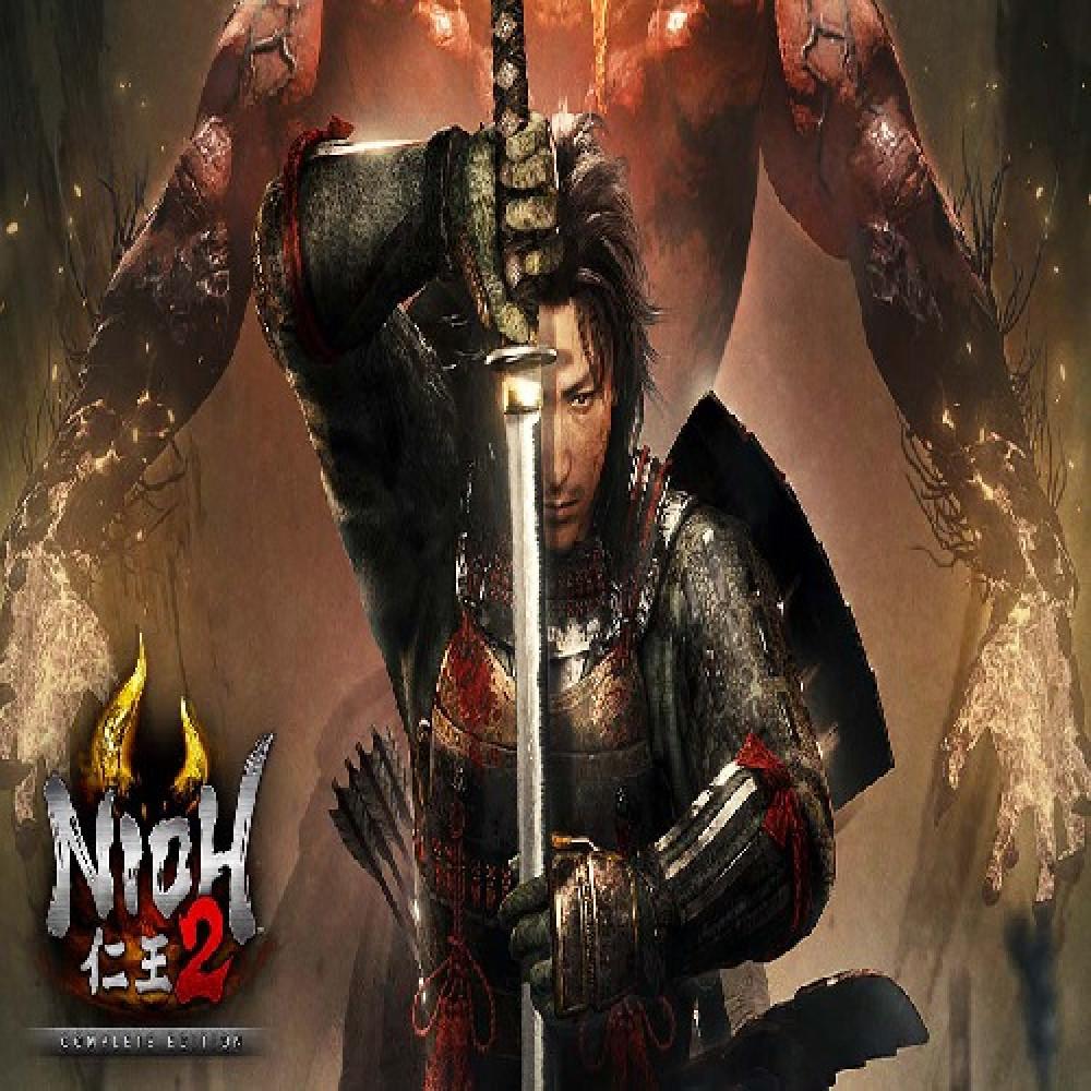 لعبة NIOH 2 THE COMPLETE EDITION
