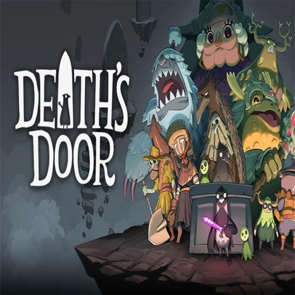 لعبة Deaths Door على الكمبيوتر