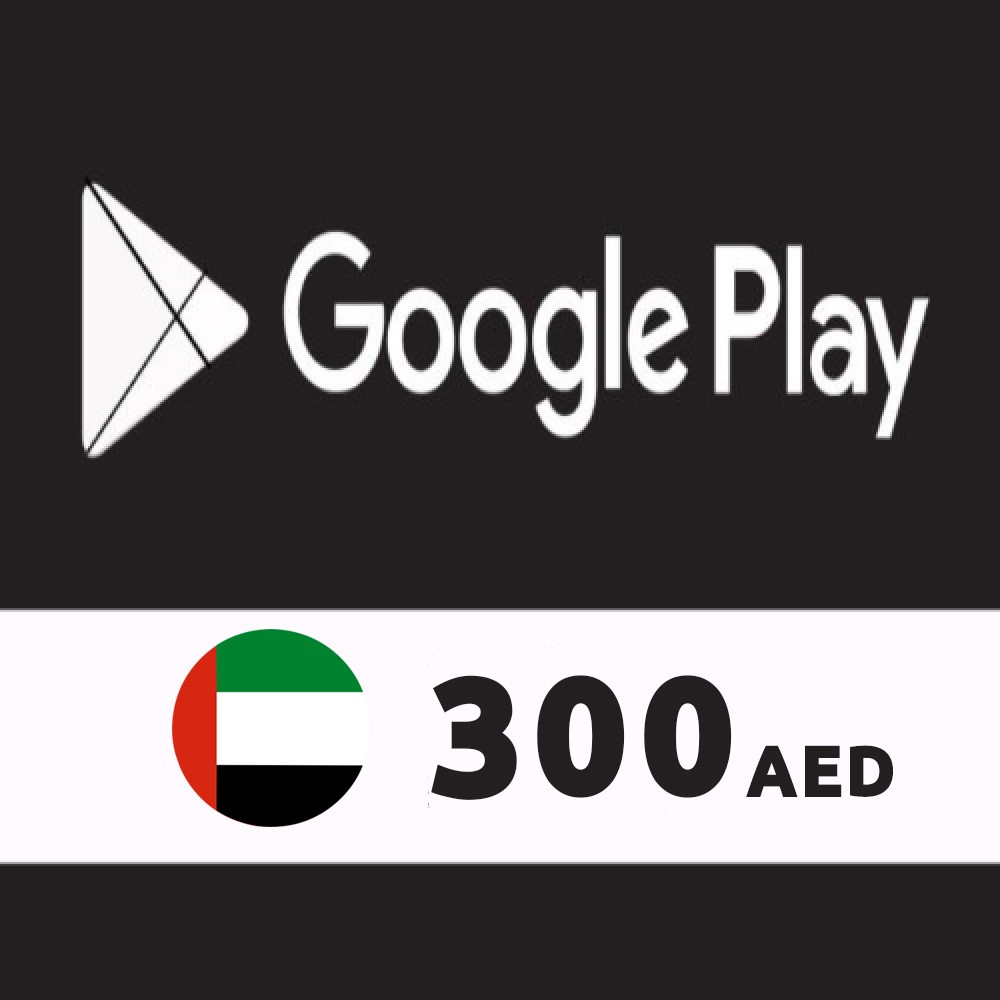 شحن رصيد جوجل بلاي اماراتي