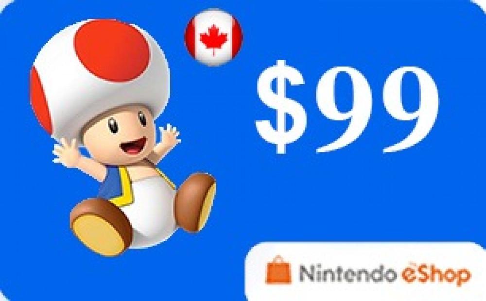 شحن بطاقة 100 دولار كندي