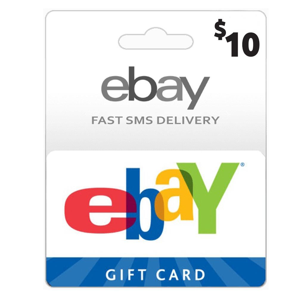 بطاقة شحن EBAY
