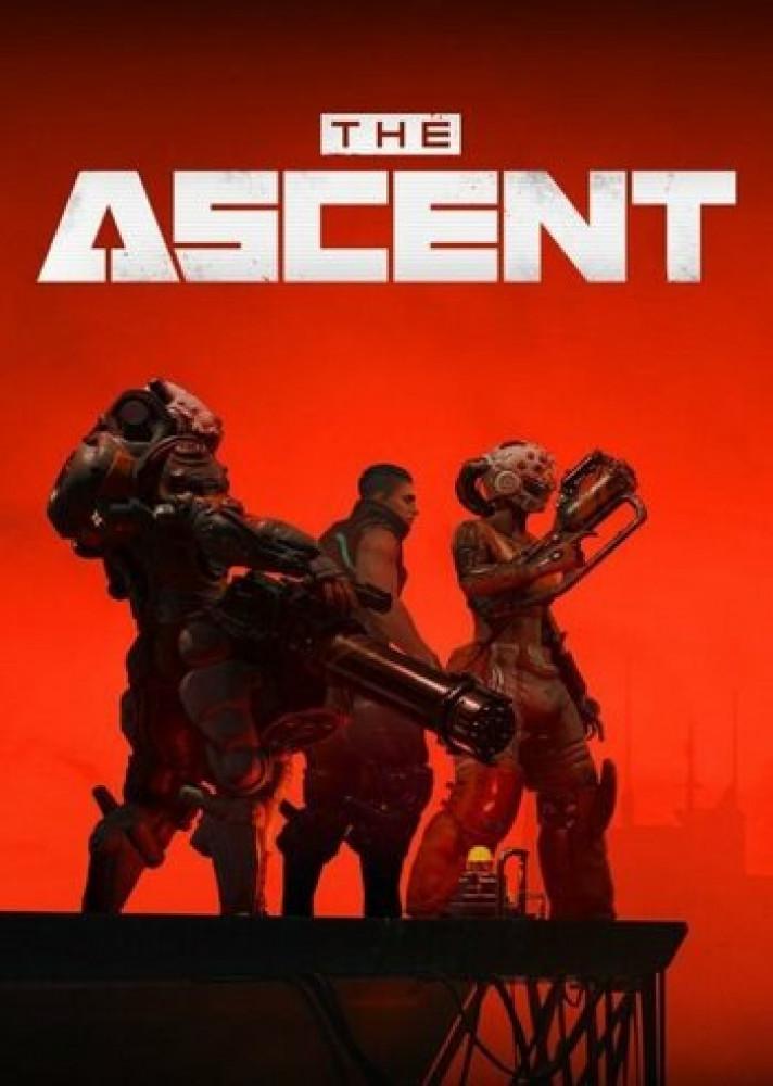 لعبة the ascent ستيم