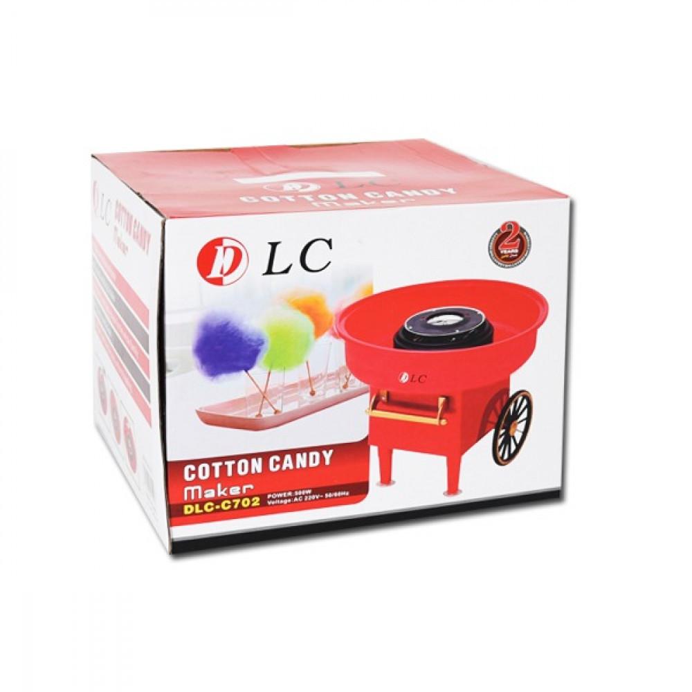 جهاز غزل البنات - دي ال سي مكينة صنع غزل البنات DLC-C1801