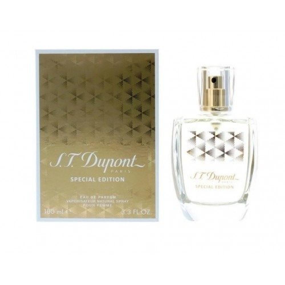 S T  Dupont Special Edition for Women Eau de  Parfum 100ml خبير العطور