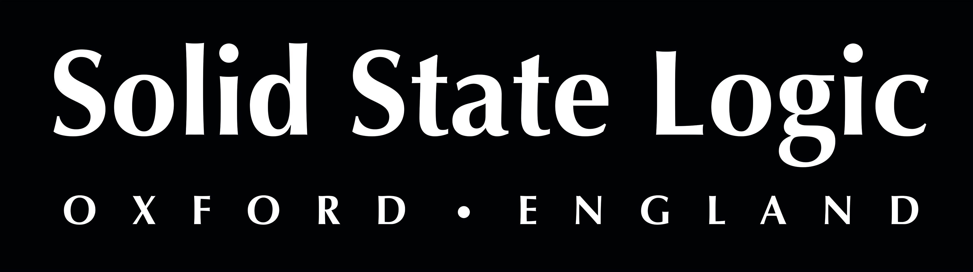 Solid State Logic \ سوليد ستايت لوجيك