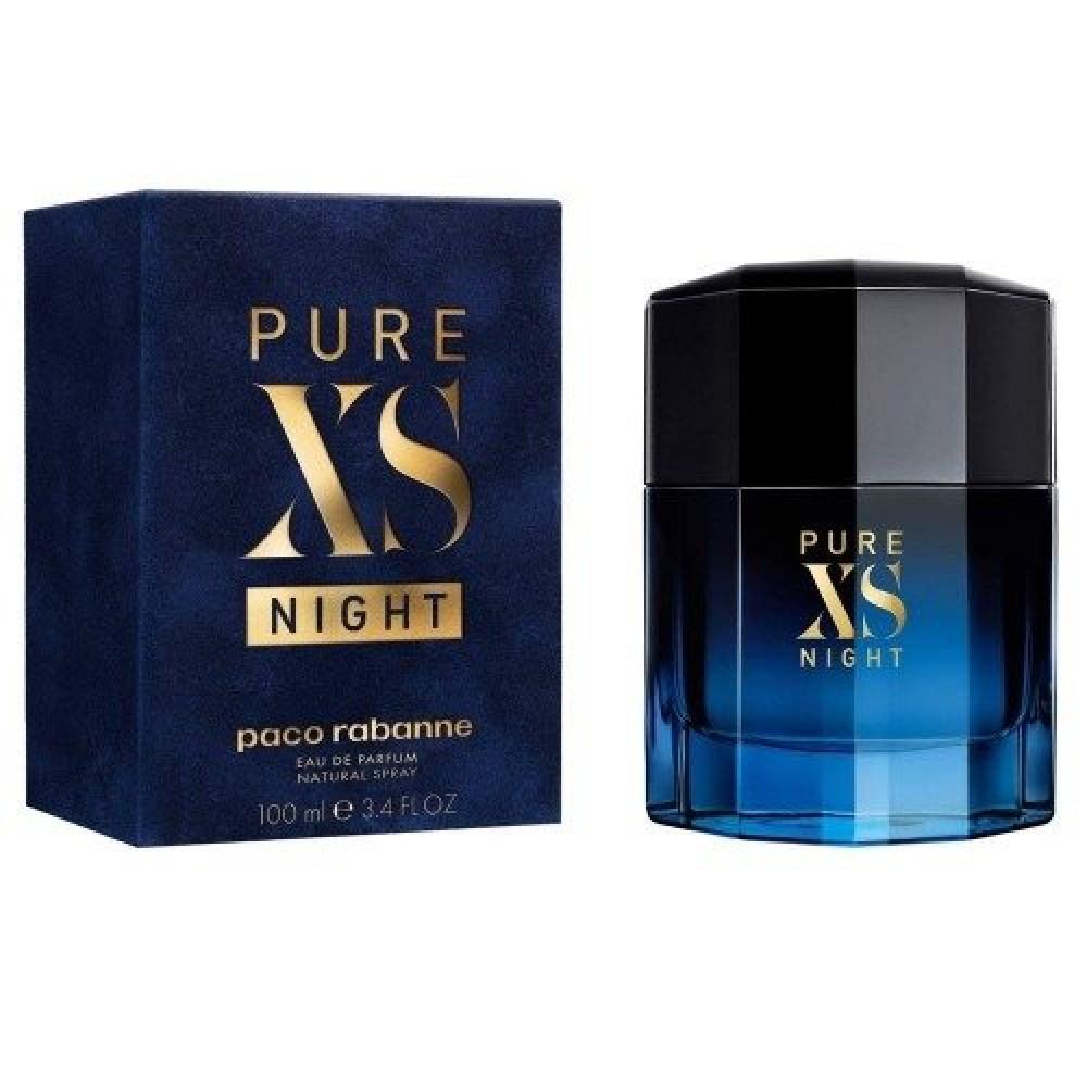 Paco Rabanne Pure XS Night for Men Eau du Parfum 100ml خبير العطور