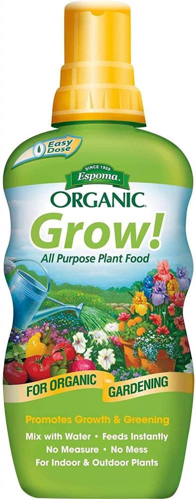 مغذي للنباتات الزهور والخضار عضوي أمريكي