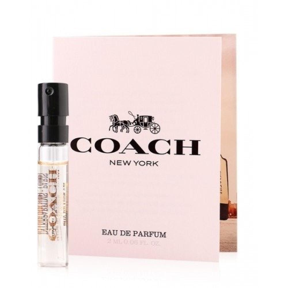 Coach NewYork Eau de Parfum Sample 2mll خبير العطور