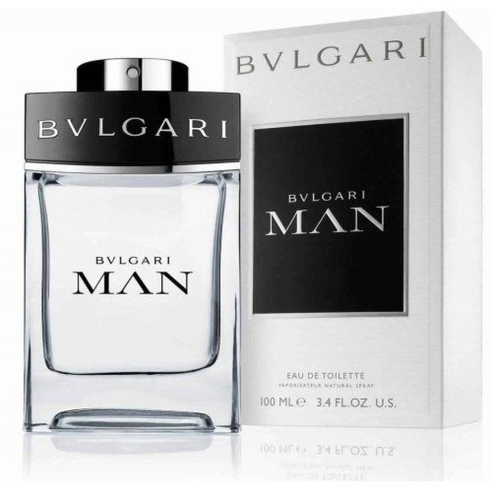Bvlgari Man Eau de Toilette 100ml خبير العطور