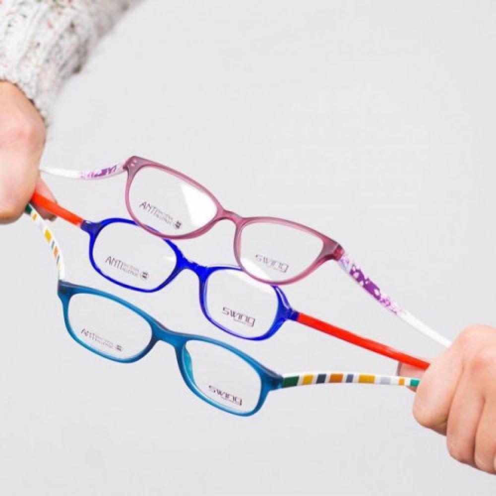 Swing kids flexible eyewear