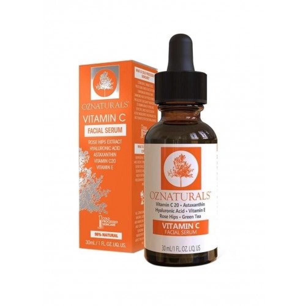 Oznaturals Vitamin C Facial Serum 30ml متجر خبير العطور