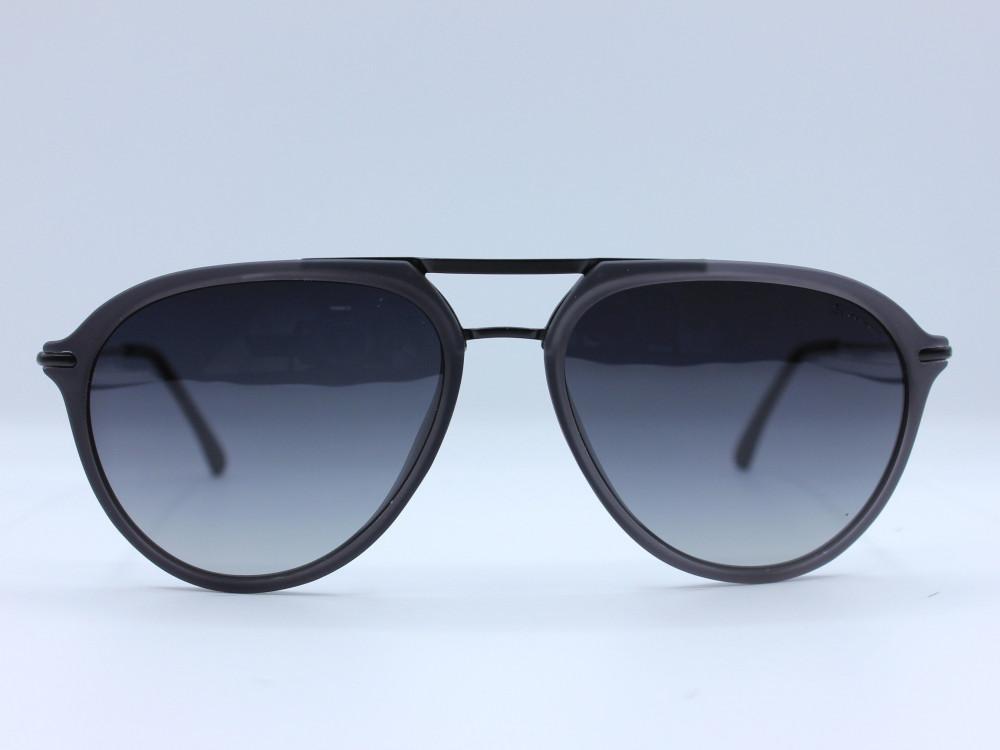 نظاره شمسية كلاسيكية من ماركة S MAX لون العدسة اسود مدرج  رجالية فاخرة