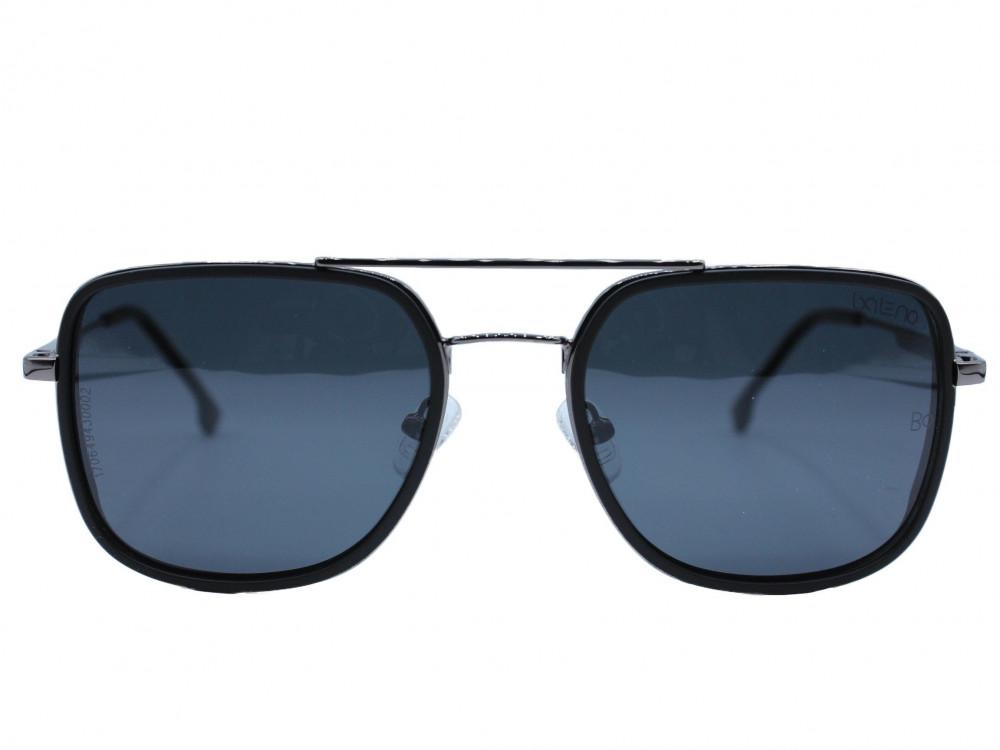 نظاره شمسية مربعه من ماركة BALENO  لون العدسة اسود رجالية كلاسيك 2021