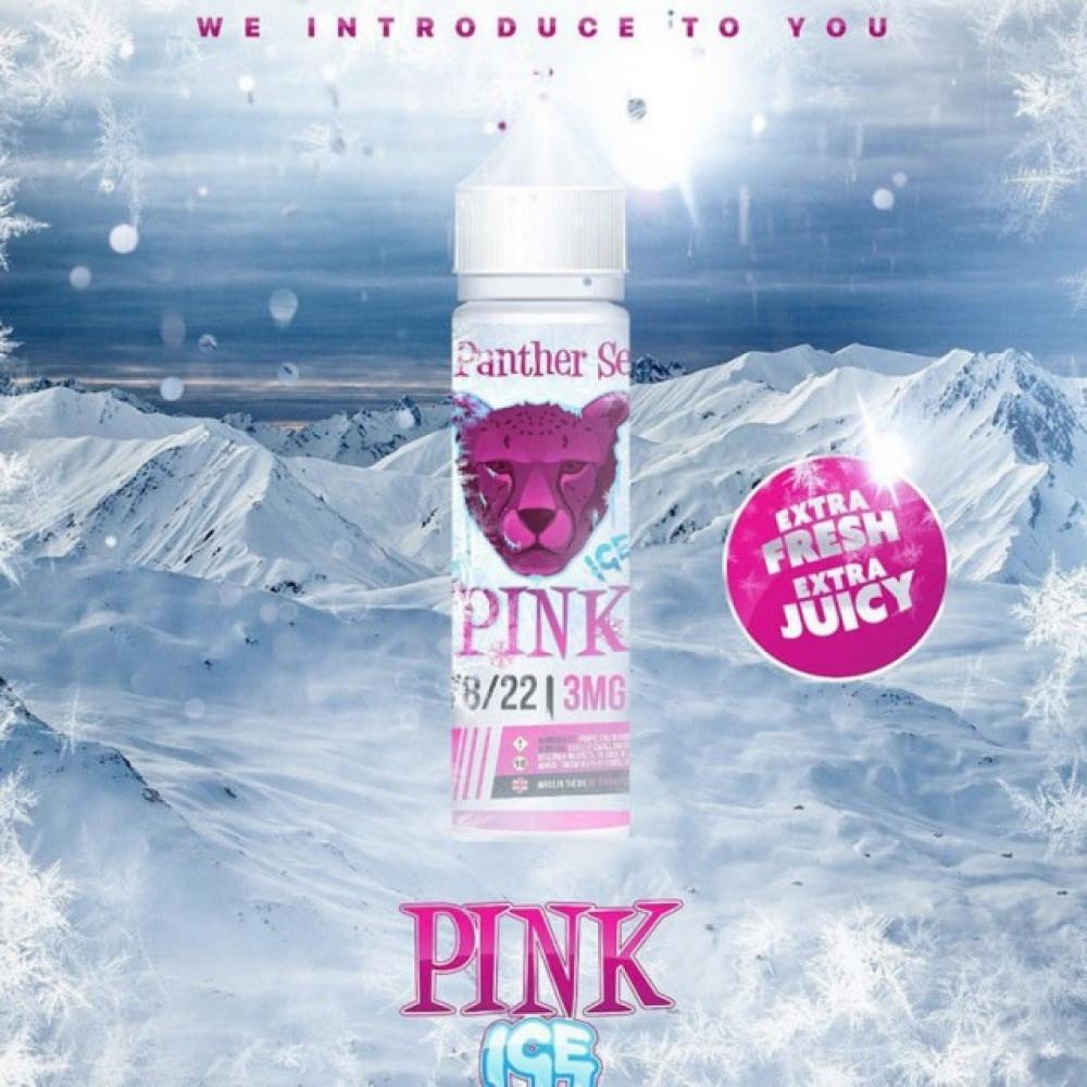نكهة بينك بانثر ايس - PINK PANTHER Ice  -  60ML
