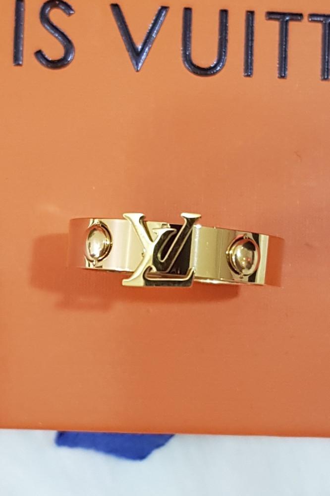 خاتم لويس فيتون الجديد