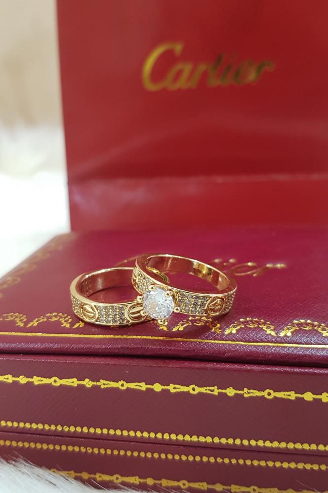 خاتم كارتير فل دايموند
