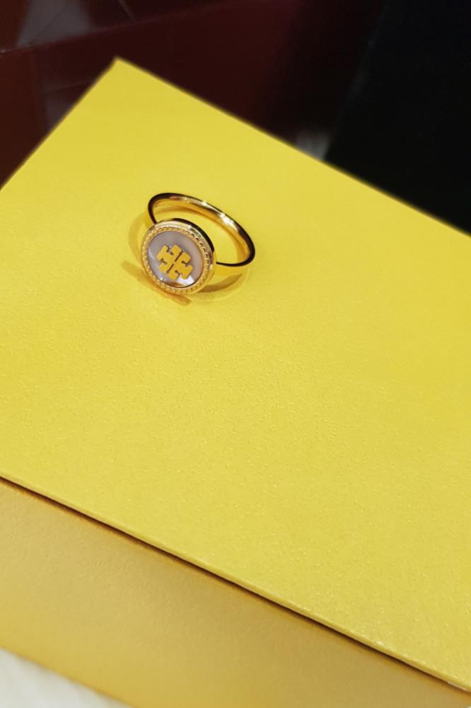 خاتم توري بورش ذهبي الجديد