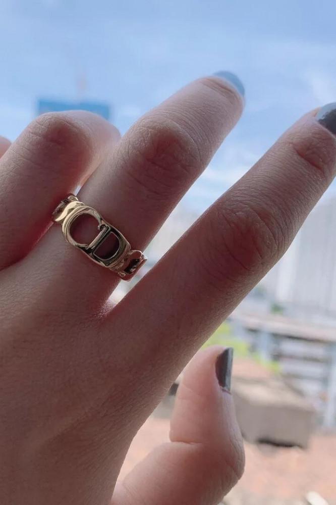 خاتم ديور - DIOR الجديد
